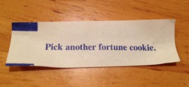 Bad Fortune Cookies