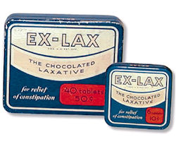 The Chocolated Laxative