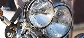 The Chrome Bike Light