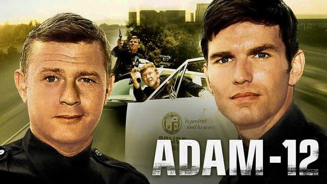 Sharon Gless adam 12